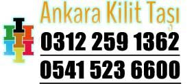 Ankara Kilit Taşı | 03122591362